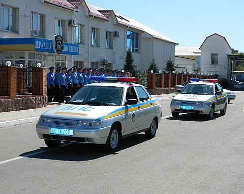 Працівники УДАІ в Кіровоградській області отримали нові автомобілі (ФОТО)