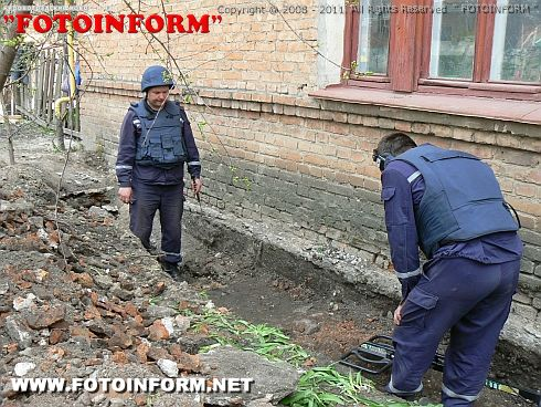 У Кіровограді укріплення фундаменту додає роботи не лише будівельникам (ФОТО)