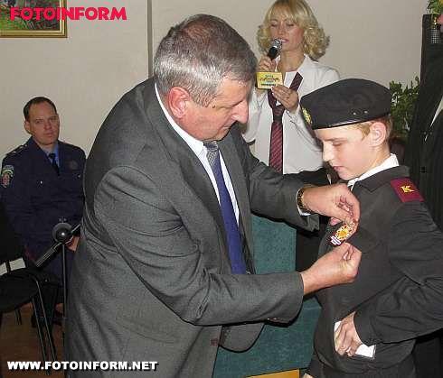Правоохоронці привітали учнів школи-інтернату
