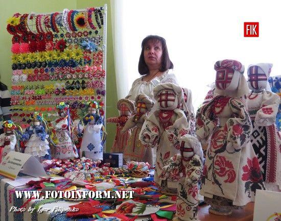 Кропивницький: виставка сувенірів у фотографіях