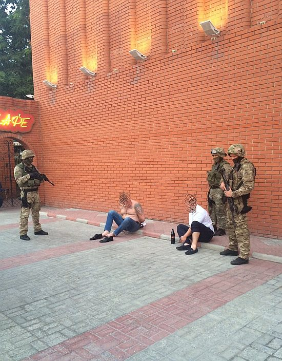 Співробітниками Управлінь СБУ в Кіровоградській та Полтавській областях проведено спільну спецоперацію в результаті якої затримано банду найманих вбивць.