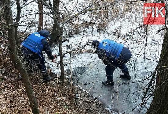 30 грудня о 12:50 до Служби порятунку «101» надійшло повідомлення про те, що у ставку с. Червоновершка Компаніївського району виявлено тіло людини.