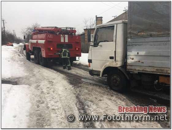 На дорогах Кіровоградщини, допомогу водіям, мнс, украина
