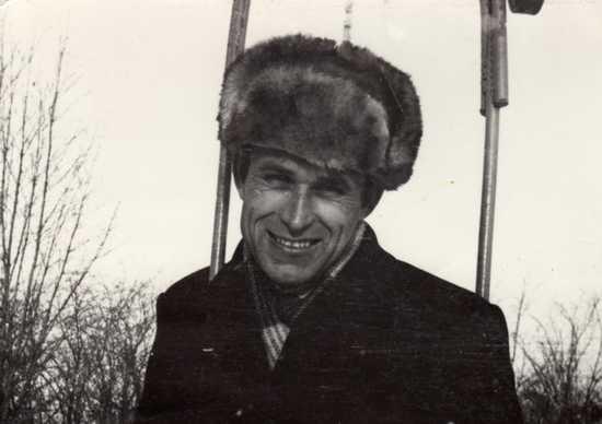 Микола Іванович Федотов