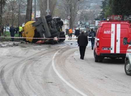 9 квітня, о 12 годині 20 хвилин, в м. Балаклава на вулиці Новікова сталася дорожньо-транспортна пригода, що вартувала життя двом людям.