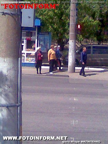 В Кировограде ввели норматив для пешеходов – 7 секунд (фото) Игоря Филипенко, Кировоград,FotoInform