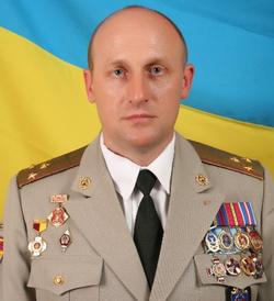 начальник Кіровоградського гарнізону полковник Я.О.Кучер