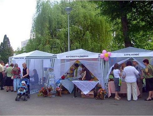 Західна Україна відкрила для себе Кіровоградщину