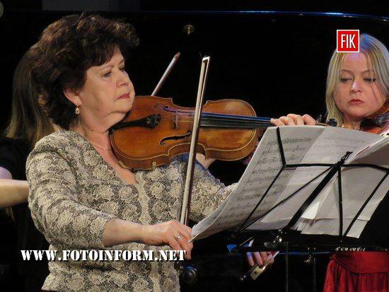 концерт творчої родини Шутко зі Львова, за участю камерного оркестру «Концертіно».