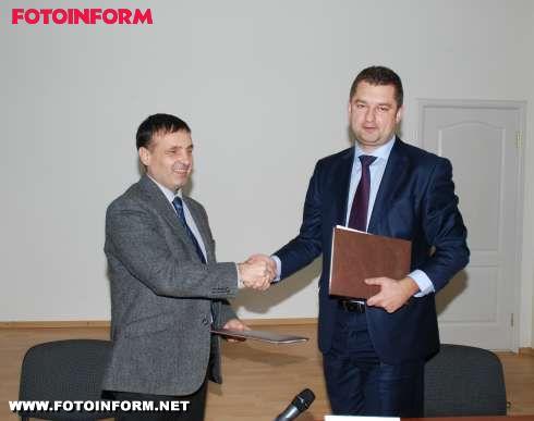 Кіровоградські податківці підписали меморандум про співробітництво з роботодавцями області (фото)