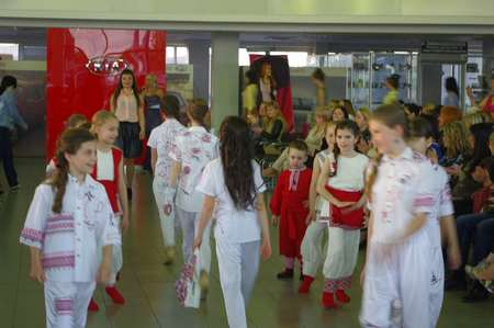 В Кировограде состоялось грандиозное мероприятие в сфере красоты и моды.