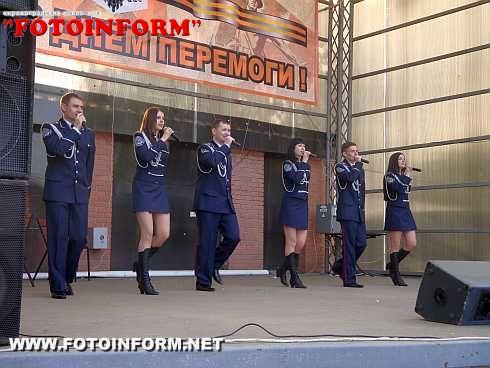 Міліція: Подарунок до Дня Перемоги (ФОТО)