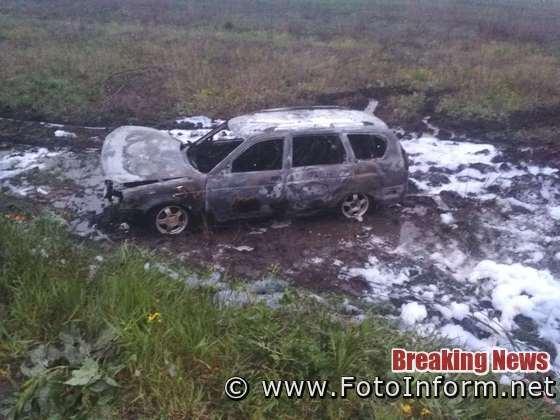 Протягом доби, що минула, пожежно-рятувальні підрозділи Кіровоградської області загасили 2 займання різного характеру.