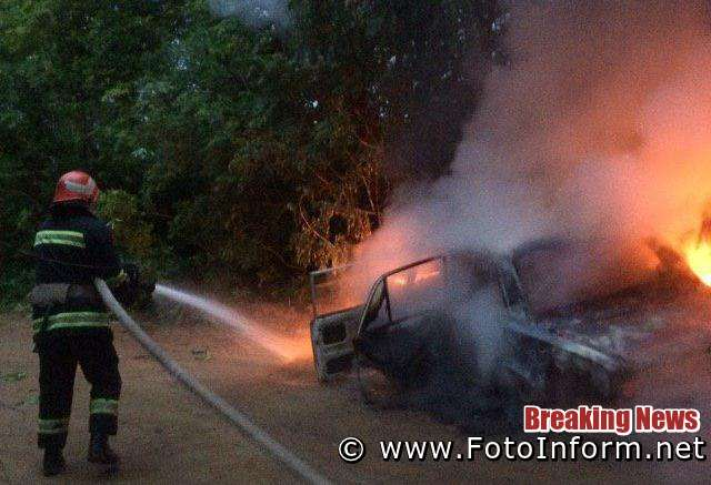 Протягом доби, що минула, пожежно-рятувальні підрозділи Кіровоградської області 6 разів залучались на гасіння пожеж різного характеру.