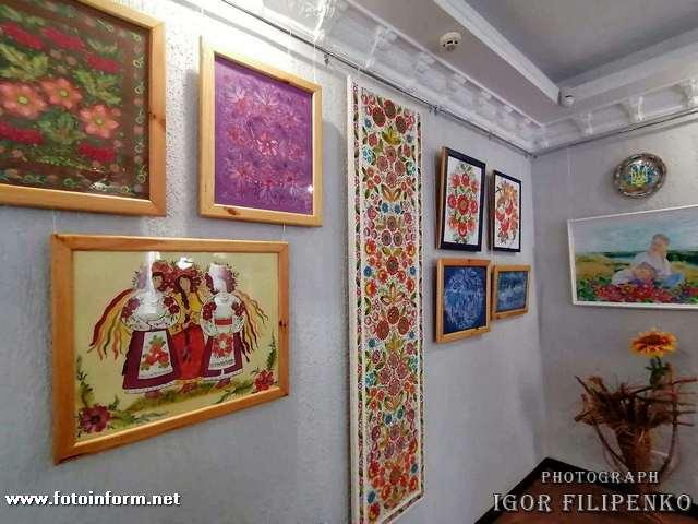 У Кропивницькому відкрили виставку Анни Душиної , фото игоря филипенко, фотоифнорм, кропивницький новини