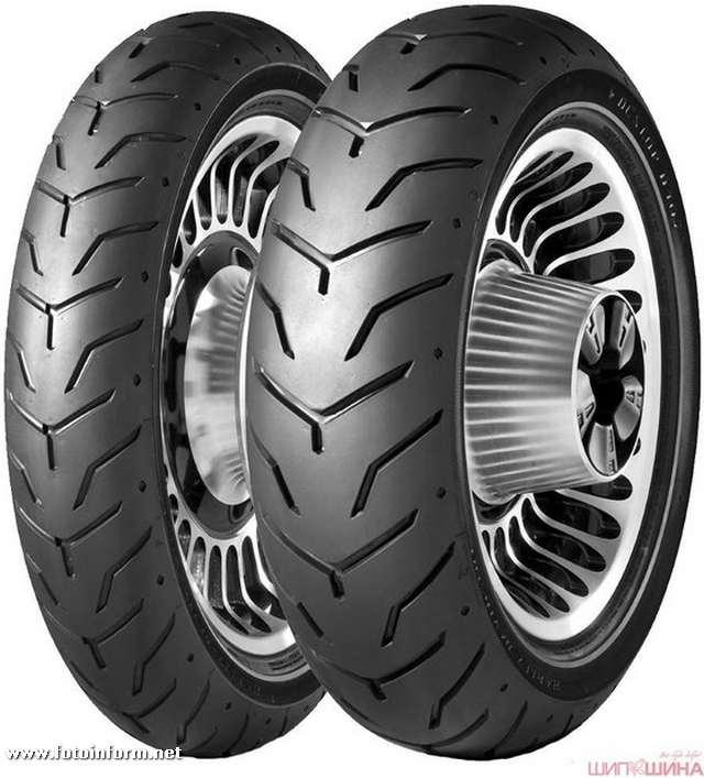 Покрышка Dunlop D407 180/55B18
