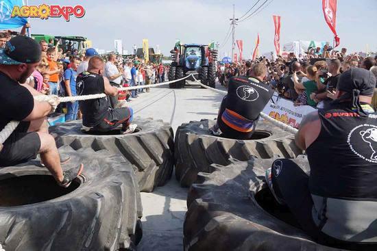 Під час Міжнародної агропромислової виставки AGROEXPO-2018, яка проходитиме з 26 по 29 вересня у Кропивницькому (Кіровограді), відбудеться міжнародний турнір зі стронгмену.