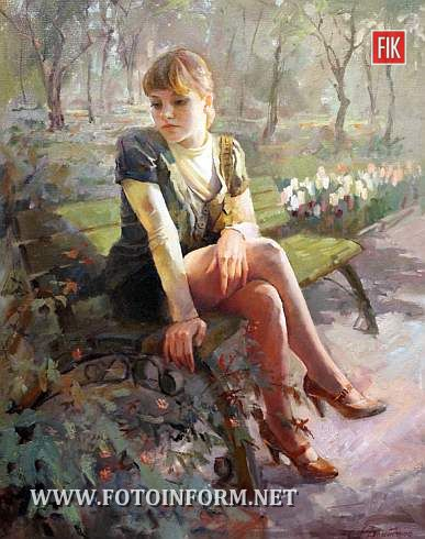 Кіровоград: виставка «ЇЇ Величність - Жінка!» (фото)