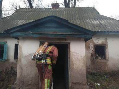 10 грудня о 07:00 до Служби порятунку «101» надійшло повідомлення про пожежу житлового будинку на вул. Центральній с. Григорівка Світловодського району.