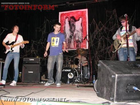 Монотипія духу 2012-акустичний концерт в Кіровограді