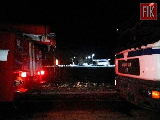 За минулу добу пожежно-рятувальні підрозділи Кіровоградської області двічі виїжджали для надання допомоги автомобілям на складних ділянках автошляхів.