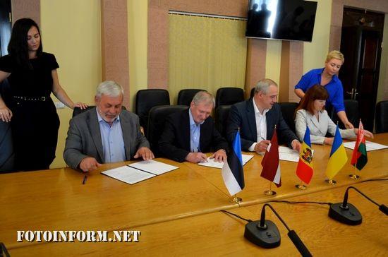 В Одесі міжнародні експерти обговорили перспективи перевезень контейнерним поїздом «ZUBR»